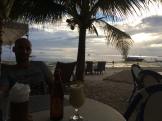 Petit cocktail coucher de soleil