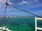 Arrivée sur Virgin Island