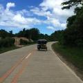 Sur la route de Nacpan beach