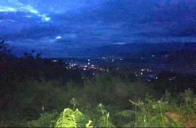 View point Tetena de nuit