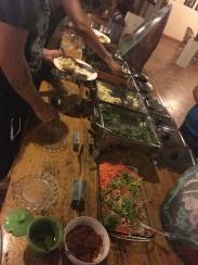 buffet two fish